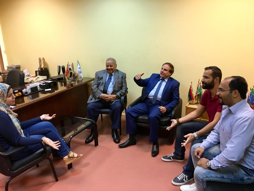 محمد صبحي بعد ان غير رأيه وافق ان يكون خلفا لمحمد فاضل لرئاسة لجنة الدراما
