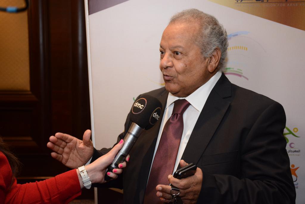 ابوذكري  لقناة dmc: نحتفل بالرياض عاصمة للاعلام العربي هذا العام