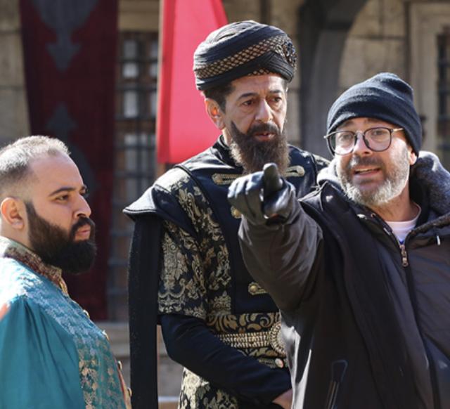 عادل أديب ينتهي من تصوير اضخم انتاج في تاريخ الدراما الجزائرية