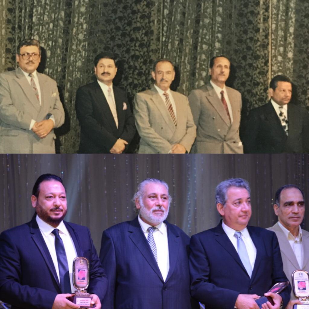 جوائز مهرجان القاهرة للاغنية العربية المصورة2017