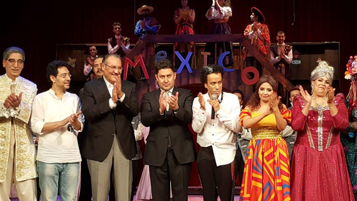 المسرح القومي  يعود له الأضواء بسامح حسين وأول إنتاج لأحمد شاكر