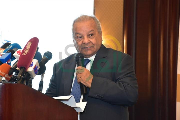 د.إبراهيم أبو ذكري يشارك بالمؤتمر الصحفي للاعلان عن جائزة راشد بن حميد