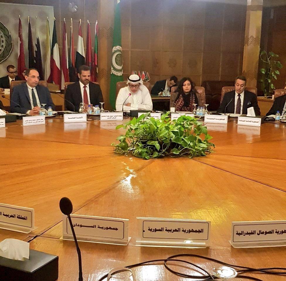 المنتجين العرب يشارك في مناقشة تقرير الامارات بلجنة حقوق الانسان العربية