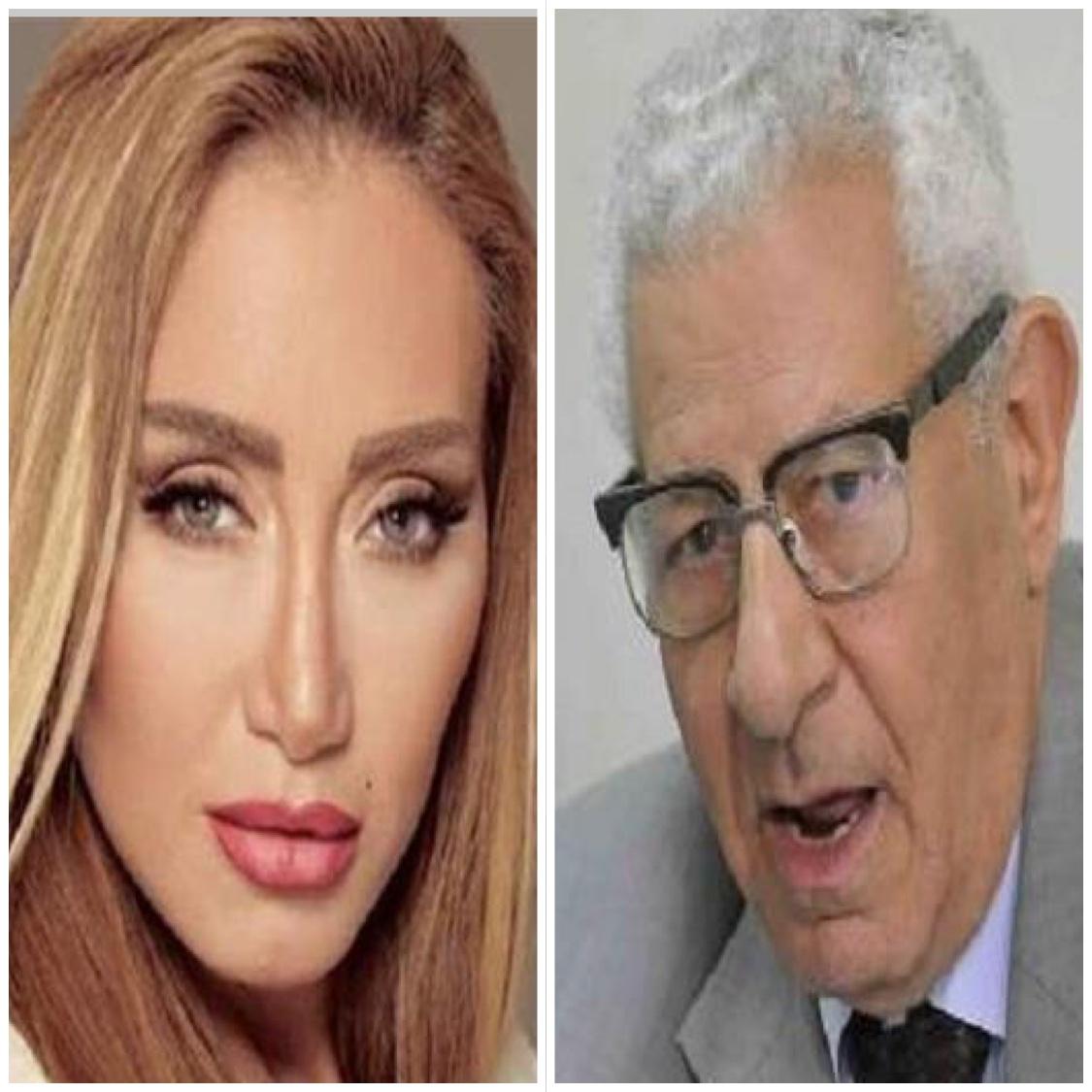 ريهام سعيد براءة مما نسب لها فما موقف المعتدين عليها وعلي مصالحها ؟؟
