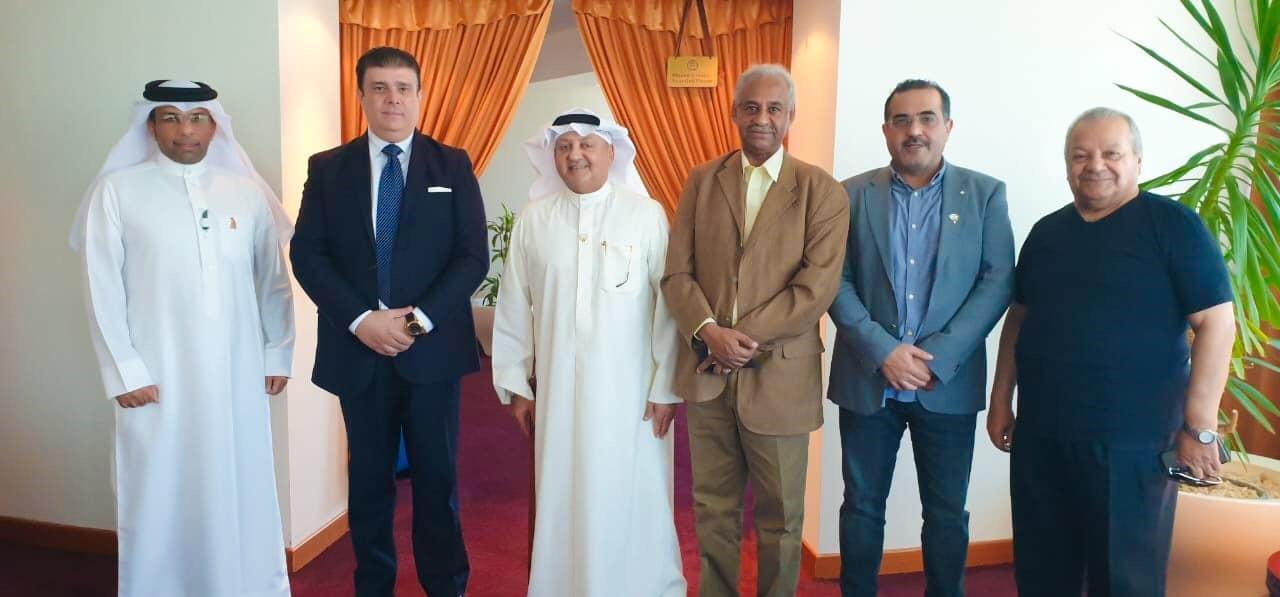 الاعلام العربي الرسمي واتحاد المنتجين يقدمون الدعم للاعلام السوداني