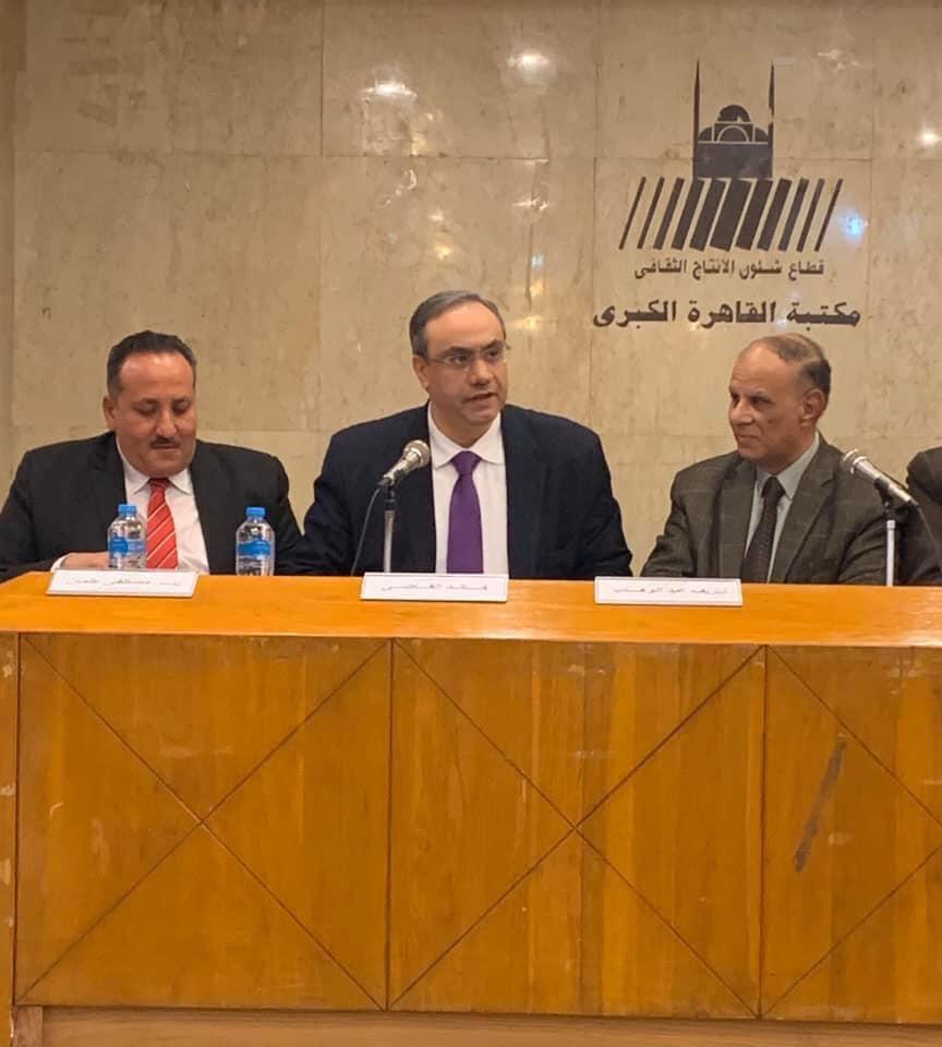 خالد القاضي: اطالب الإعلام بالالتزام بالوعي القانوني والشفافية