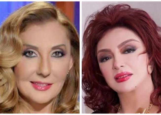 نادية الجندي ونبيلة عبيد يواصلان تصوير مسلسلهما الجديد في لبنان