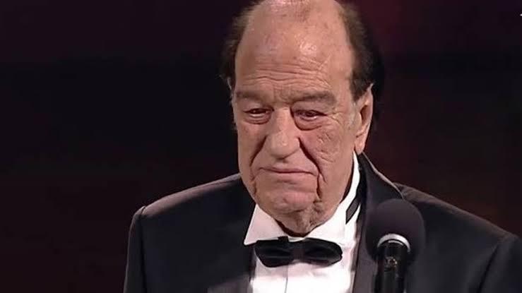 وفاة الفنان حسن حسنى عقب ازمه قلبيه مفاجأه عن عمر ٨٩ عام