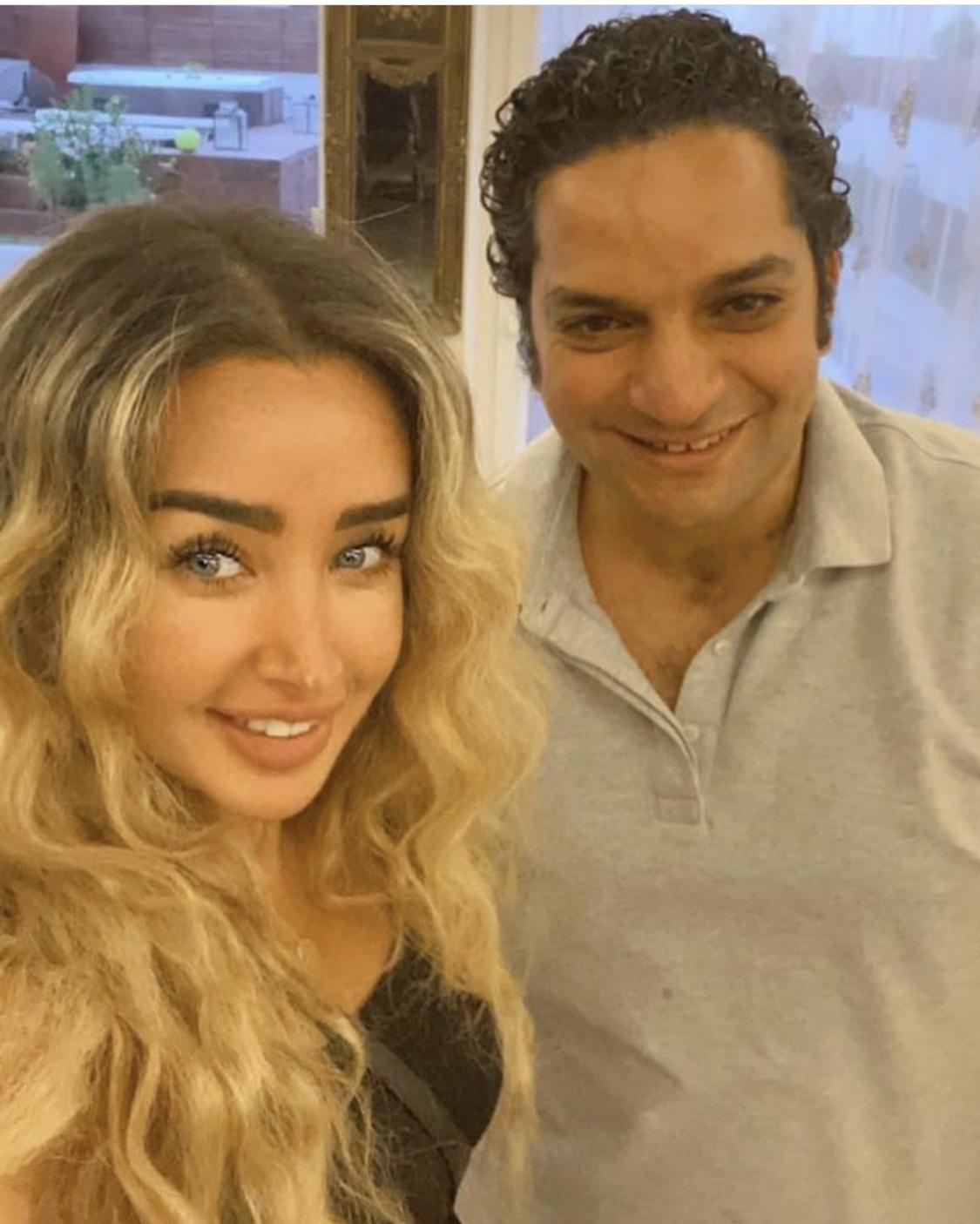كريم ابوذكري ; 8 مؤلفين لأول بطولة درامية للنجمة هنا الزاهد