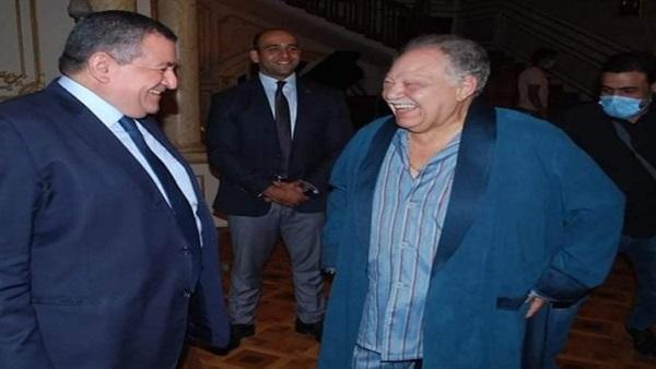 تامر مرسي وكريم أبوذكري ومسلسل حلوه الدنيا سكر