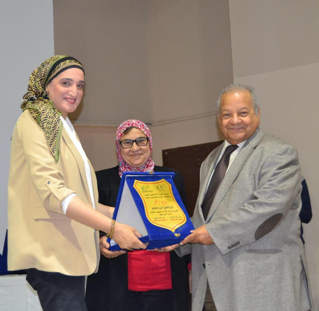 تهنئة المنتجين العرب لمدير عام هيئة الإعلام بالمملكة الأردنية الهاشمية ،