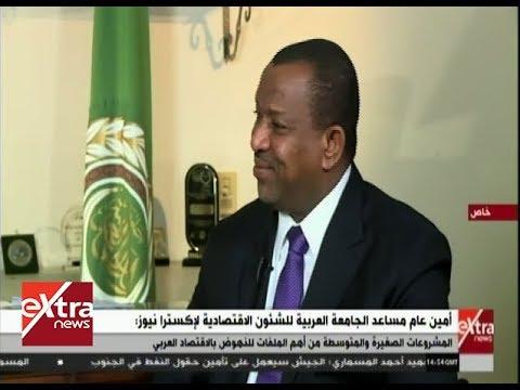 المستشار خالد محجوب .. واللواء هاني عبد اللطيف  من صناع ثورة يونيو