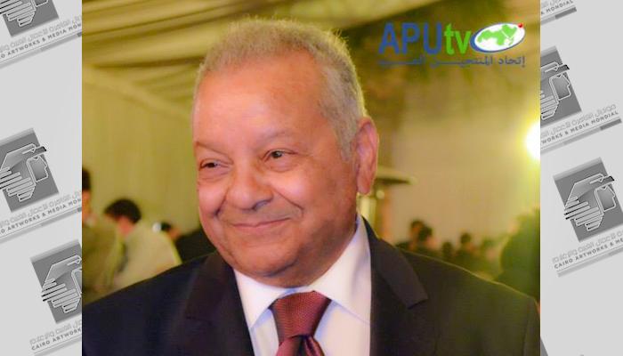 تهنئة المنتجين العرب لرئيس الجالف سات بعيد ميلاد إذاعة مارينا Fm ال 15