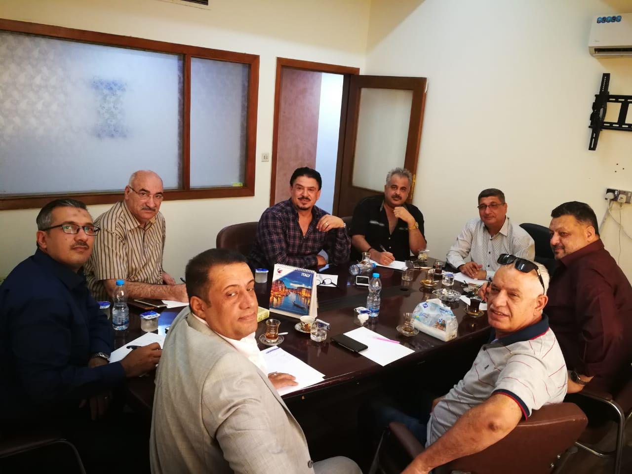 الإعداد لإطلاق الدورة الاولي للمهرجان العربي للاعلام والامن